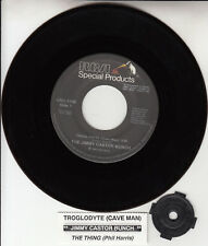 "THE JIMMY CASTOR BUNCH  Troglodyte (Cave Man) & PHIL HARRIS The Thing NEW 7"" 45"
