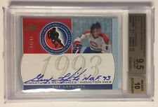 2008-09 Montreal Canadiens Centennial HOF Induction INKS Guy Lapointe 14/93 !!