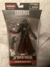 Marvel Legends SPIDER-MAN NOIR LIZARD BAF