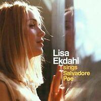 Sings Salvadore Poe von Ekdahl,Lisa | CD | Zustand gut