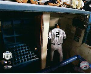 "Derek Jeter New York Yankee Stadium 2008 Final Game Photo (8"" x 10"")"