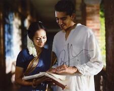 "Dev Patel ""The Man Who Knew Infinity"" AUTOGRAPH Signed 8x10 Photo ACOA"