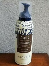 TruHair by Chelsea Scott Instant Temporary Hair Color Mousse Dark Brown NEW