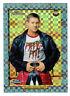 "2007 TOPPS HERITAGE II CHROME WWE #98 ""ROWDY"" RODDY PIPER X-FRACTOR"