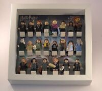 Minifigure Display Frame for Lego Fantastic Beasts Harry Potter 22 fig bricks