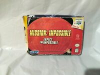 Nintendo 64 N64 | Mission Impossible | Complete In Box CIB