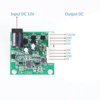 Steckbrett Netzteilmodul kompatibel 5V 3.3V Leistungsmodul MB-102 DIY Brots M7R4