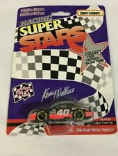 "1993MATCHBOX RACING SUPER STARS Kenny Wallace#40Dirt Devil Racing"" 1:64 Scale br"