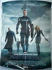Marvel poster the return of the First Avenger (Captain America) 82x59cm (Dina 1)