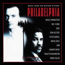 Philadelphia - Soundtrack [1993] | Howard Shore | CD