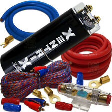 POWER SET 1 Farad Powercap & 20mm² Kabelset