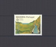 MADEIRA, EUROPA CEPT 1983, GREAT WORKS, MNH