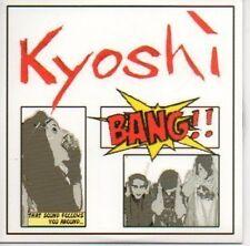 (533C) Kyoshi, Bang! - DJ CD
