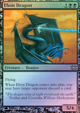 FOIL Ebon Dragon MTG From the Vault: Dragons