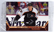 2005-06 Upper Deck Jeff Carter CC-7 rookie class card
