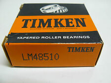NEW TIMKEN LM48510 TAPERED ROLLER BEARING OUTER RACE CUP