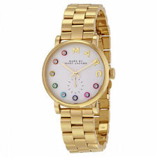 Marc Jacobs Women's Analogue Round Wristwatches