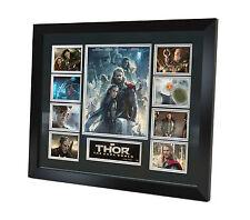Thor - Chris Hemsworth - Signed Photo Movie Memorabilia Limited Edition Framed