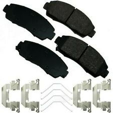 Akebono ACT1089A Front Ceramic Pads