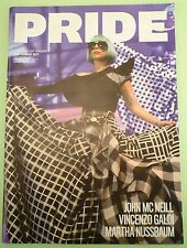 LADY Gaga on the cover PRIDE Magazine Germanotta concert in Rome no CD music ax