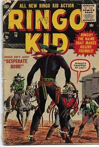 Atlas 1956 Ringo Kid 10 1956 Poor-Fair