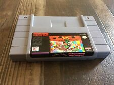 Mickey's Ultimate Challenge (Super Nintendo, 1994) Used Free US Shipping