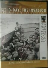 D-DAY: The Invasion - March To Victory - 3 DVD SET