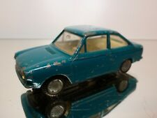 LION CAR DAF 55 COUPE VARIOMATIC - GREEN 1:43 - GOOD CONDITION
