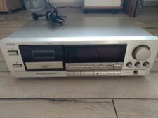 Denon Tape Deck DRM-800 silber