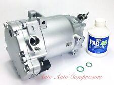 2011-2012 Leaf Hybrid; 2012-2013 M35h 3.5L OEM A/C Compressor 92600 1MGOA.