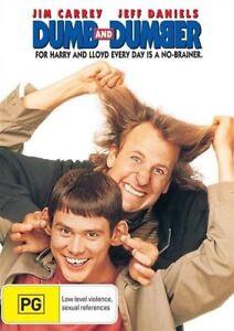 Dumb And Dumber DVD, NEW SEALED AUSTRALIAN RELEASE REGION 4