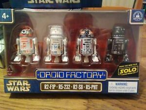 Star Wars  - Droid Factory - Solo