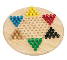 Halma Goki Holz Brettspiel Halmaspiel HS054