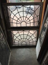 """Sg 235 Two Available Price Separately Spiderweb Transom Windows 26"""" X 38"""""""