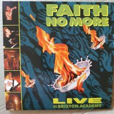 FAITH NO MORE:LIVE AT THE BRIXTON ACADEMY (1991 Album) Slash CD Inc.Epic ~ NEW