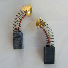 10x 6x10x17mm Kohlebürsten für Generische Elektromotor Carbon Metal WQ