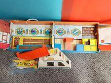 Mattel Vintage 1974 Barbie Dream Boat Playset & Carry Case Ship Yacht Loose EUC