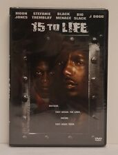 NEW 15 TO LIFE (DVD) SEALED Free Shipping (660)