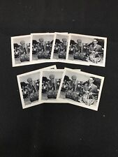 Vintage Lot of 7 1971 Dog Show Photos (Same Photo)