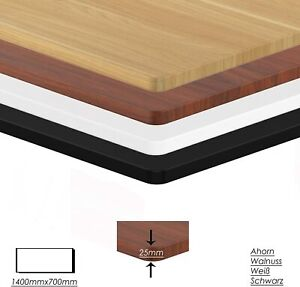 AGIL - Tischplatte für elektrisch höhenverstellbare Tische - B-Ware 140x70cm