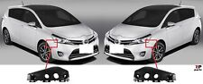 FOR TOYOTA VERSO 09-13 NEW FRONT BUMPER HOLDER BRACKET PAIR SET L&R