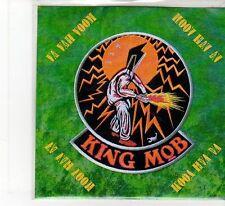 (FB938) King Mob, Va Vah Voom - 2011 DJ CD