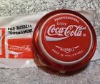 Coca Cola Professional. Russell Yoyo Yo Yo Plus 1 Pack Genuine Russell Strings