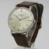 LONGINES Cal. 30L Vintage Mechanical Swiss Watch Serviced - Original Box 1967