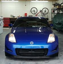 350Z Nismo N2 Front Bumper with Canards for Nissan 350Z Z33