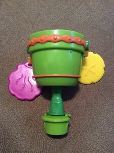 Evenflo Mega Splash Exersaucer Sand Bucket Snack Cup Toy Replacement Part