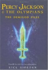 The Demigod Files (A Percy Jackson and the Olympia