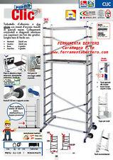 TRABATTELLO FACAL PINNA CLIC ALTEZZA LAVORO 4.30/480 METRI
