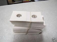LOT 100 ETUIS HB POUR MONNAIE PIECES AUTOCOLLANTS DIAMETRE 17,50 mm HARTBERGER *
