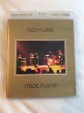 Deep Purple Made In Japan Bluray Audio Cd